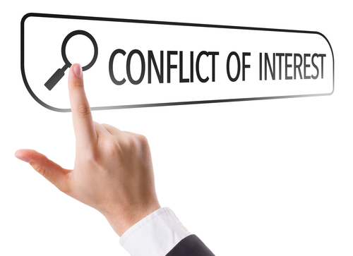 how to avoid conflicts of itnerest law